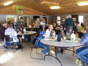 Sugarbush pancake breakfast (2)